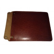 "Funda para tablet de 7 a 11"". En Piel . Marron"